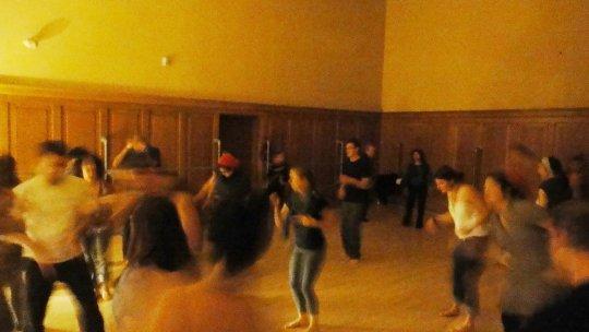 Barefoot Boogie, November 21, 2010